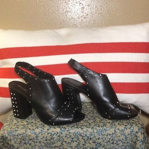 Michael kors women's Astor leather
